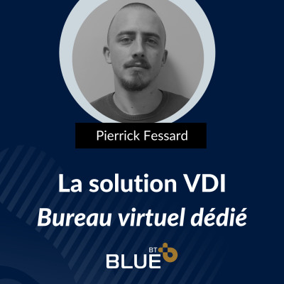 Expert IT & Cyber - VDI - Pierrick Fessard cover