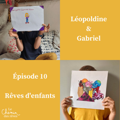 Épisode 10: Rêves d'enfants cover