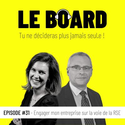 #31 - Engager ton entreprise sur la voix de la RSE cover