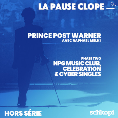 (#LPCHS) Prince Post-Warner, Phase 2 - NPG Music Club, Celebration & Cyber Singles (feat. JP & Raphael Melki) cover