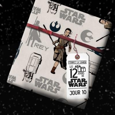 Les 12 Jours de Star Wars - Jour 10 - Le Réveil de la Force cover