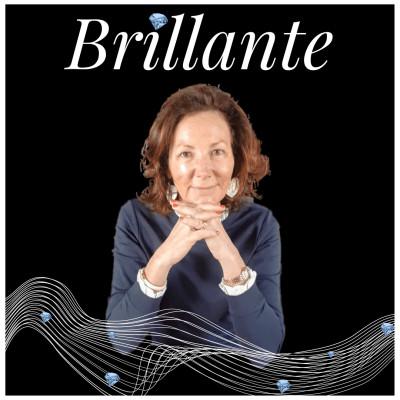 Brillante #6 Stéphanie des Horts raconte Jeanne Toussaint La Panthère de Cartier cover