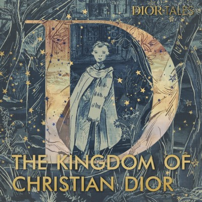 The kingdom of Christian Dior cover