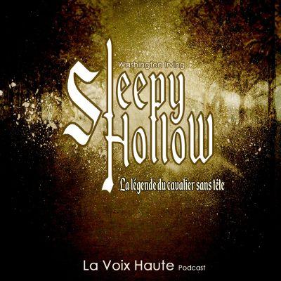 4- Sleepy Hollow,  la légende du cavalier sans tête - w.Irving - Histoire de fantôme cover