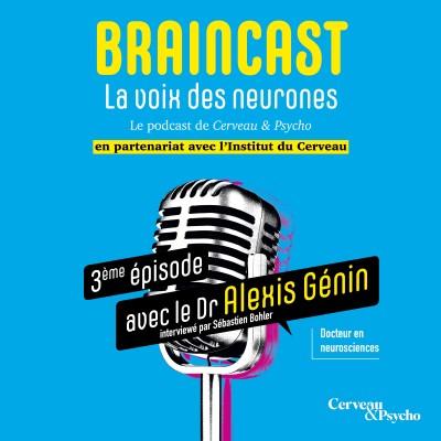 Alexis Génin : « Quand la recherche inspire l'innovation thérapeutique » cover