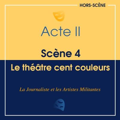 (II ; 4) Le théâtre cent couleurs cover