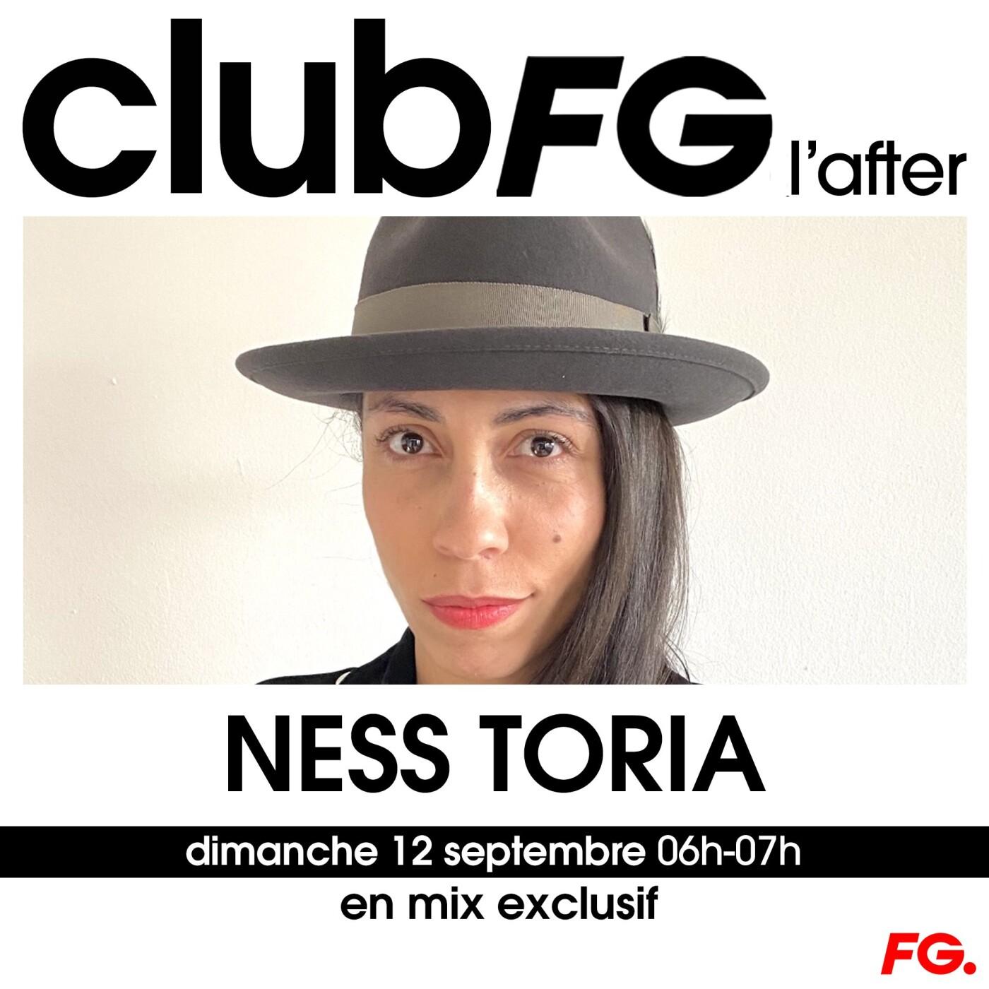 CLUB FG : NESS TORIA