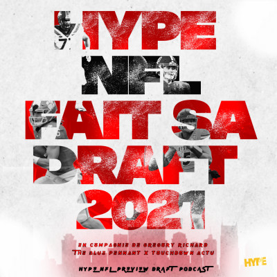 COMMENT DRAFTER AVEC LE COVID 19 X HYPE NFL DRAFT PREDICTIONS cover