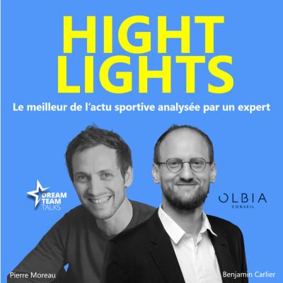 HIGHLIGHTS#10 LE MEILLEUR DE L'ACTUALITE SPORTIVE cover
