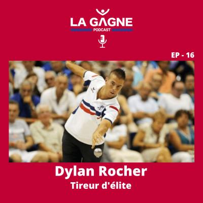 EP 16 - Dylan Rocher, Tireur d'élite cover