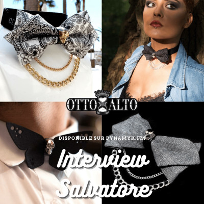 Salvatore - fondateur d'Otto Alto cover