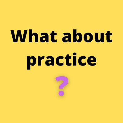 Press Play Episode 16 - What About Practice ? cover