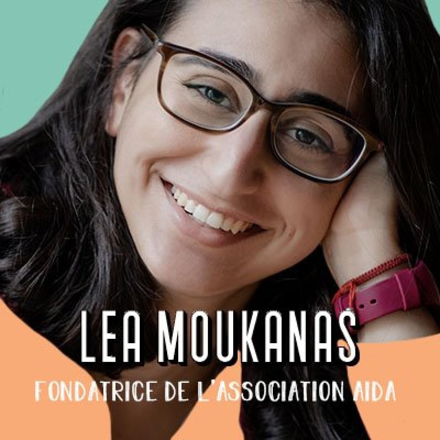 Léa Moukanas, 21 ans et à la tête de 80 000 personnes - Vous êtes légitime