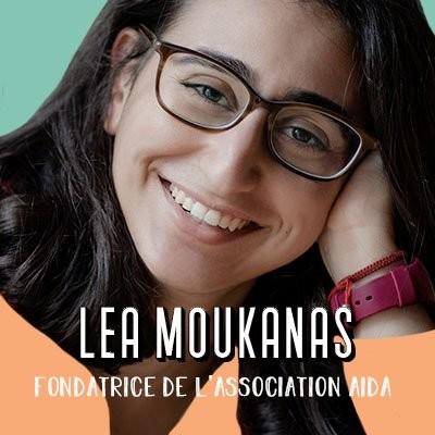 Léa Moukanas, 21 ans et à la tête de 80 000 personnes - Vous êtes légitime cover