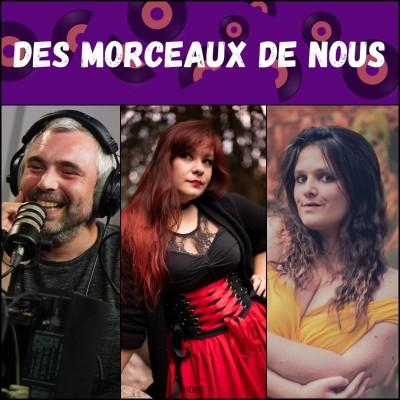 Des Morceaux de Nous #023 - Nos morceaux de Séries TV [09/12/2020] cover