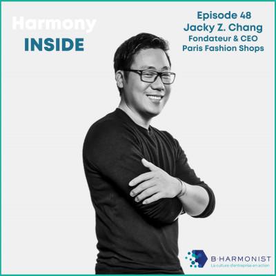 #48 Jacky Z. Chang, Paris Fashion Shops : « Il faut savoir gravir la montagne » cover