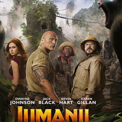 image Jumanji Next Level : Game over
