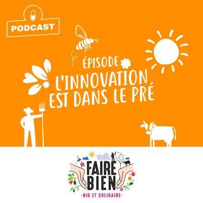 [L'innovation est dans le pré] Marie-Hélène GRAMATIKOFF, co-fondatrice & CEO de Lactips cover