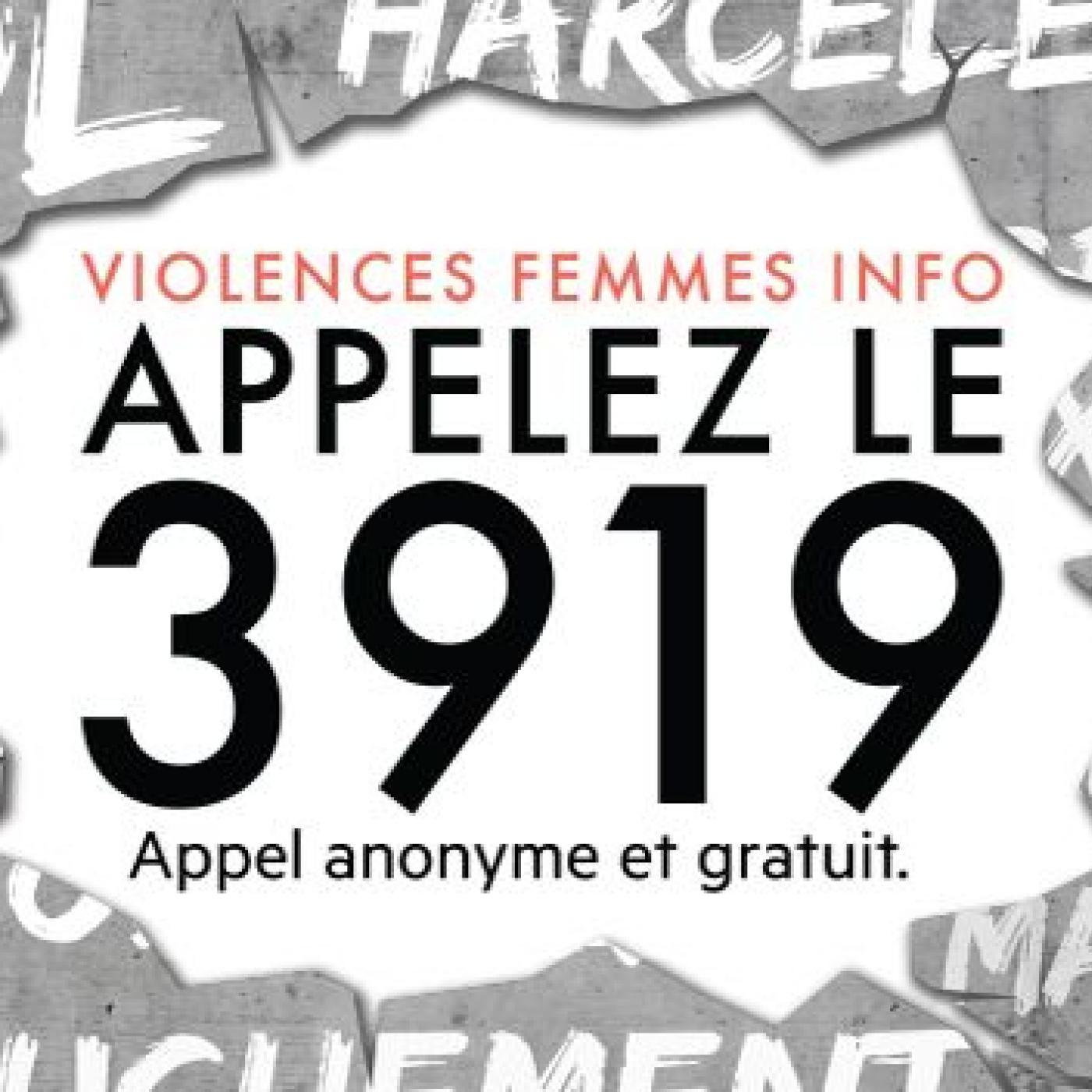 Pierre parle des violences conjugales - Un numéro Anonyme et Gratuit 39 19 - Mercredi 9 décembre 2020