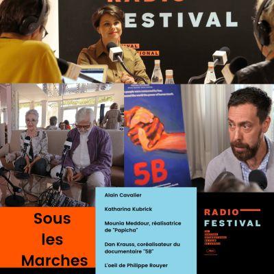 Alain Cavalier, Katharina Kubrick, Mounia Meddour et Dan Krauss - 17 mai 2019 cover