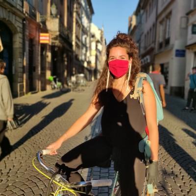 Avec Malvina Duval-Ortiz, Strasbourgeoise engagée contre la précarité alimentaire cover