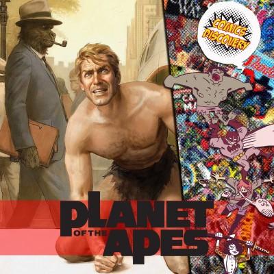 ComicsDiscovery S04E42 : La planète des singes