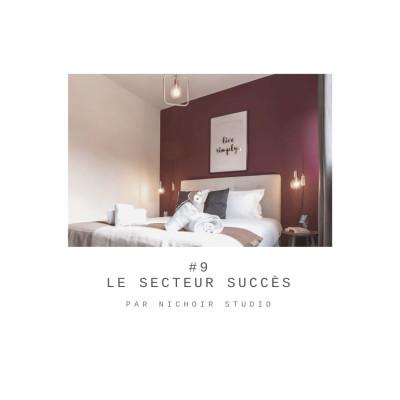 #9 Secteur succès: Vivre dans la joie! cover