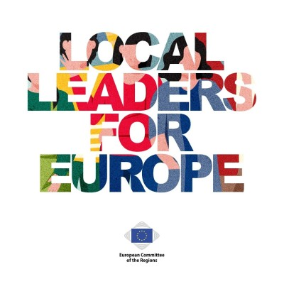 Local leaders for Europe cover