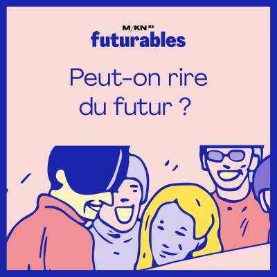 5 - Peut-on rire du futur ? - avec Vérino,humoriste, comédien et producteur cover