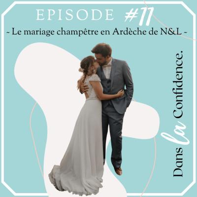 #11 - Mariage champêtre en Ardeche cover