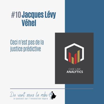 Jacques Lévy Véhel - Ceci n'est pas de la justice prédictive cover