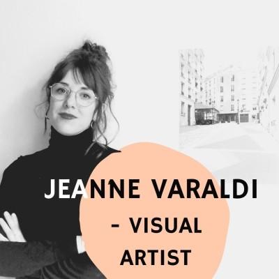 #10 – Jeanne Varaldi - Visual Artist cover
