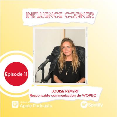 #11 Quand le marketing d'influence est une évidence avec Louise Revert de Wopilo cover