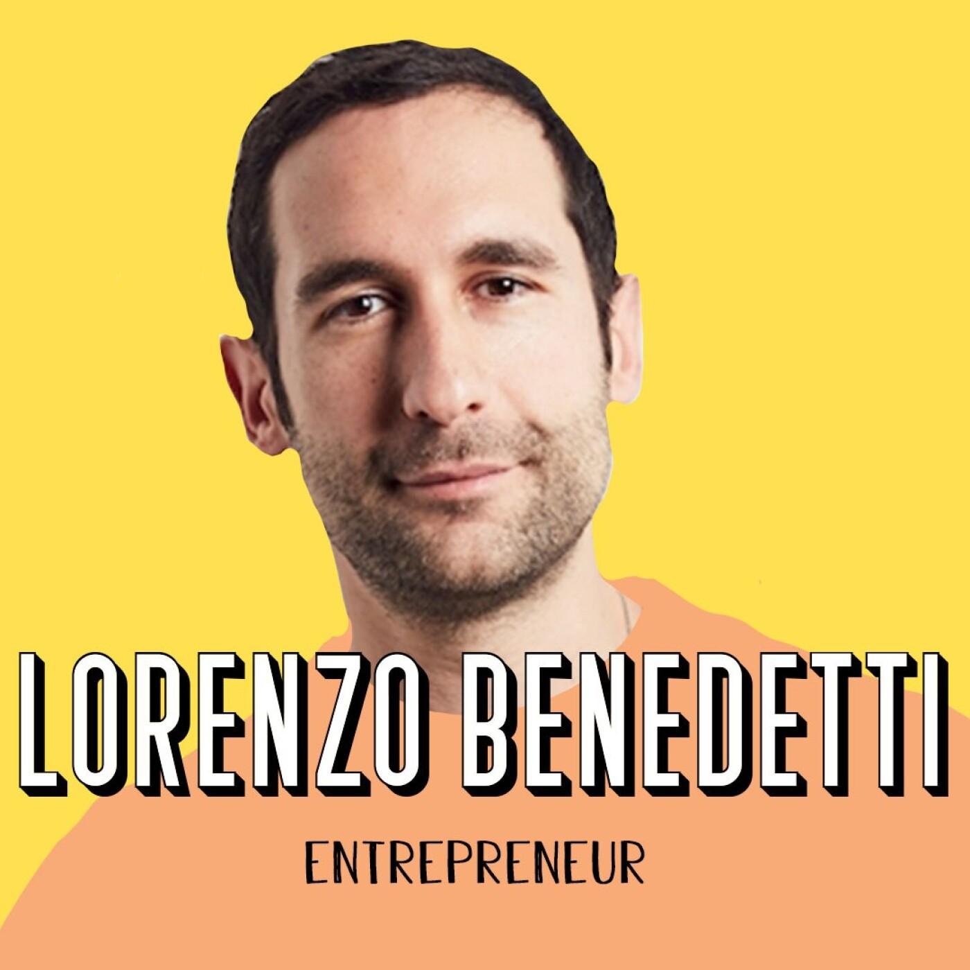 Lorenzo Benedetti, Producteur et Professeur à Sciences Po - Vous êtes des héros