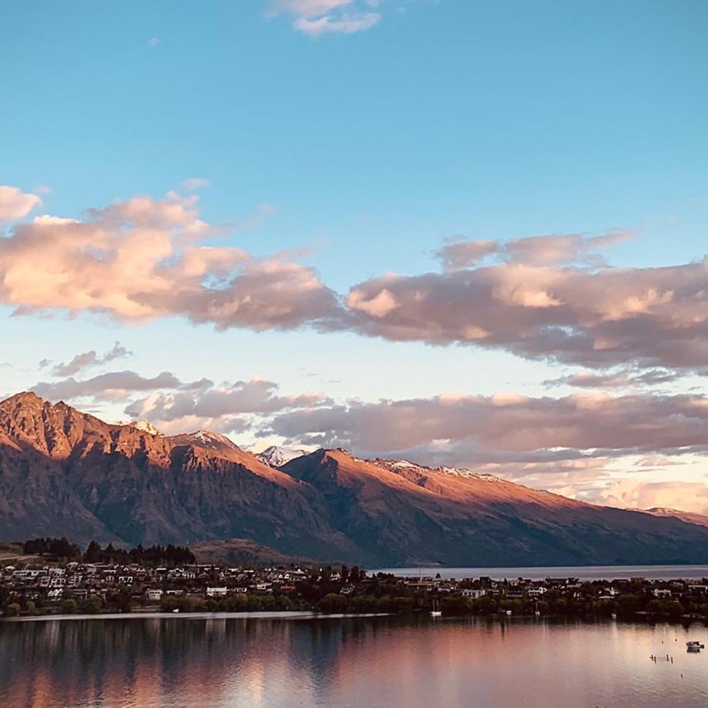 Marie à Queenstown en Nouvelle Zélande - 01 Novembre 2020