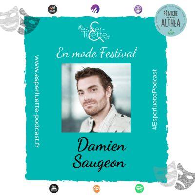 """image """"En mode Festival"""" - Damien Saugeon - Certains regardent les étoiles"""