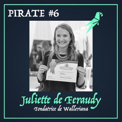 6. Juliette de Feraudy - Quitter son poste de juriste pour révolutionner le marché du bas de contention cover