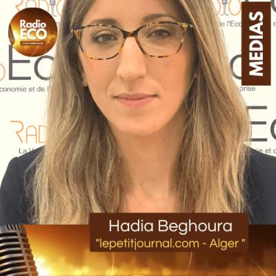 Hadia Beghoura I lepetitjournal.com - Alger cover