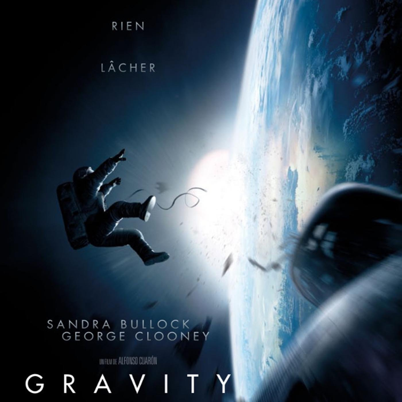 Gravity : Un film sensationnel