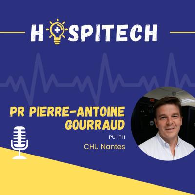 Pr Pierre-Antoine Gourraud - CHU Nantes - La clinique des données : prendre soin des données pour mieux les valoris cover