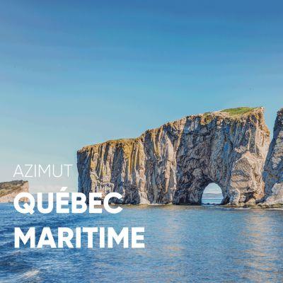 Le Québec Maritime cover