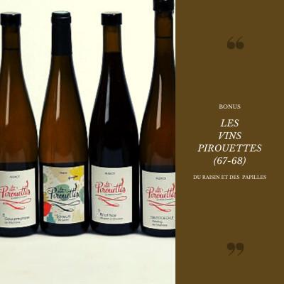 [BONUS] Les vins pirouettes (67- 68) cover