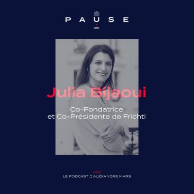 Julia Bijaoui, Co-Fondatrice et Co-Présidente de Frichti cover