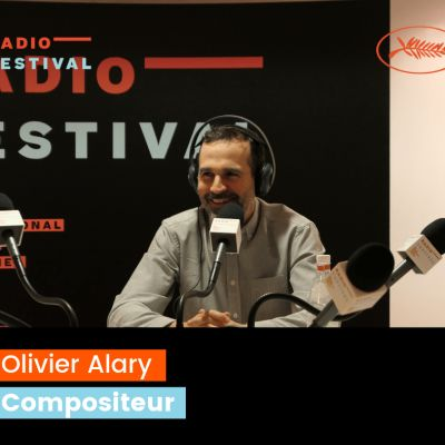 Olivier Alary - 16 mai 2019 cover