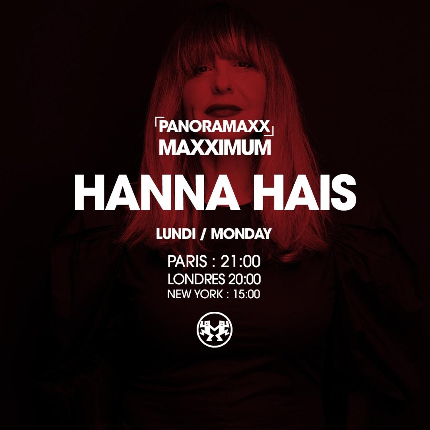 PANORAMAXX : HANNA HAIS