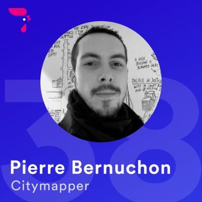 38 - Pierre Bernuchon : l'expérience utilisateur dans les transports cover