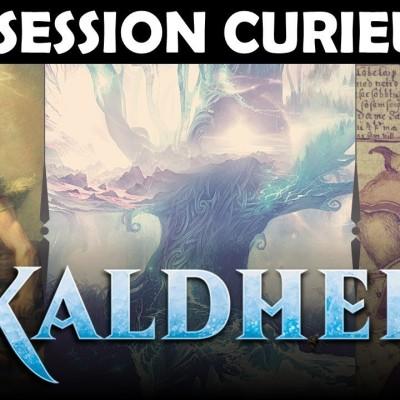 Sur les traces des mythes nordiques derrière Kaldheim ! Explorons l'envers du décor de Magic... cover