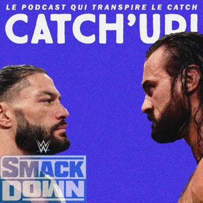 Catch'up! WWE Smackdown du 13 novembre 2020 - Opération séduction cover