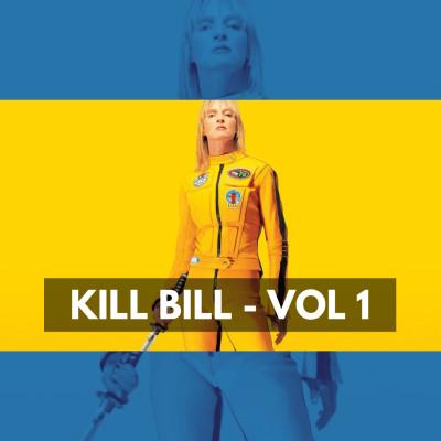Kill Bill - Volume 1 ⭐⭐⭐ cover