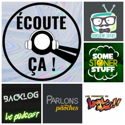 image Ep 37 : Zikdepod 9 (Backlog, Some Stoner Stuff, Monsieur Séries, Level Max, Parlons Péloches)